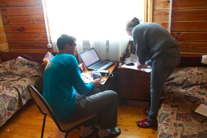 Сдача генетических анализов альпинистом